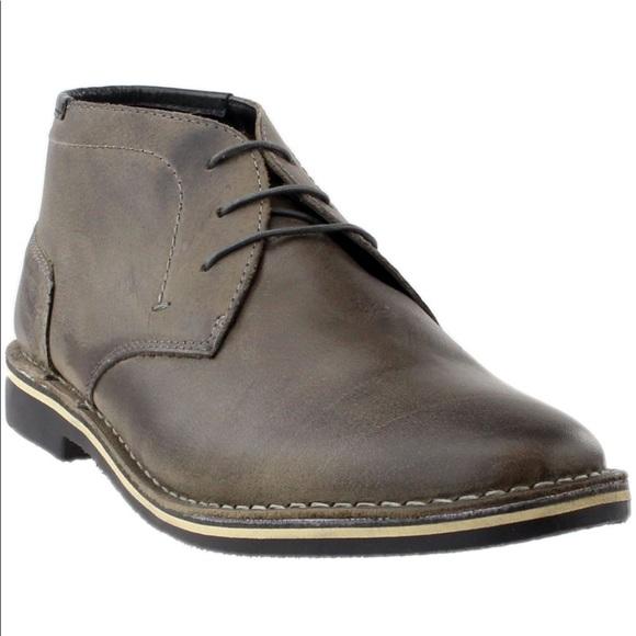 852110a3d01 Steve Madden Harken Chukka Boots 13 NWT